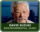 David Suzuki