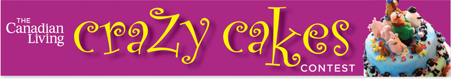 Crazy Cakes Banner