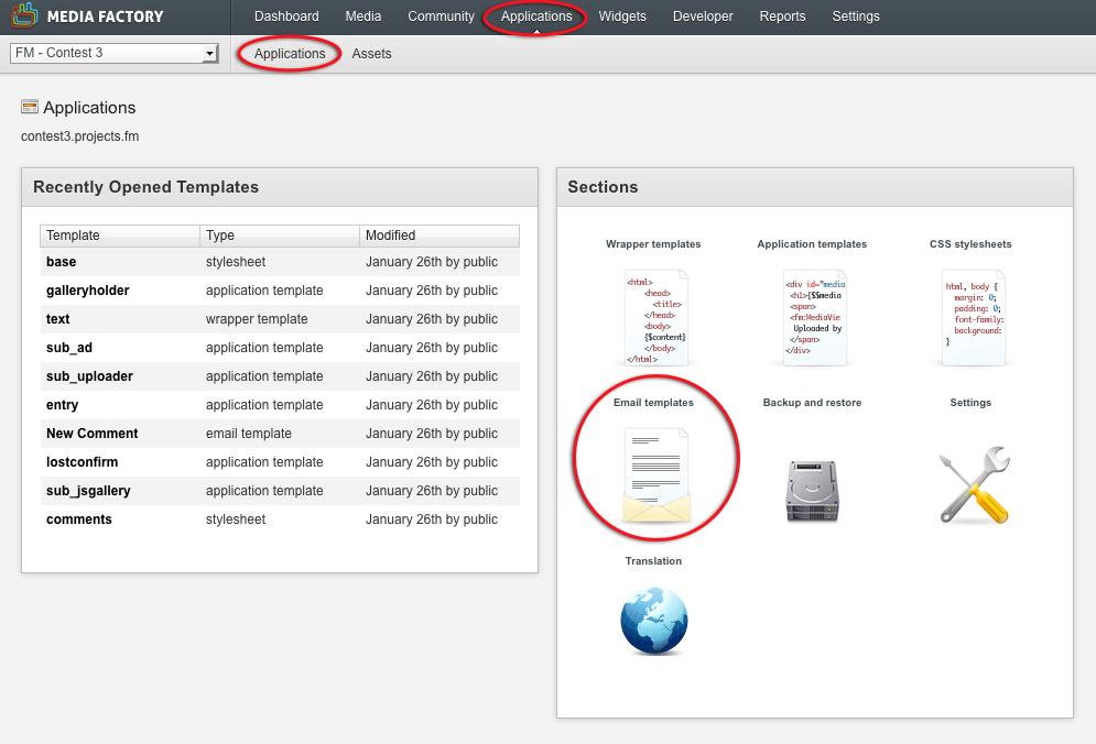 backup documentation template