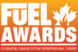 FuEL Awards logo for Canada's Best Young Entrepreneur Awards program